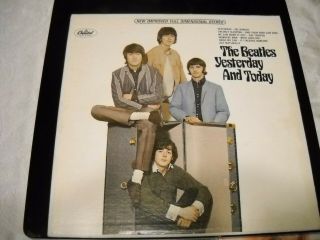 The Beatles Yesterday And Today Stereo Butcher Cover / Perry Cox