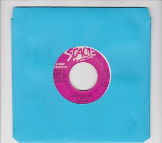 "Stage/ Jollification - Yoruba (90 Digi Roots 7 "") Extremely Rare Digi Killer"