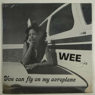 "Wee "" You Can Fly On My Aeroplane "" Rare Private 70s Soul Funk Lp Owl"