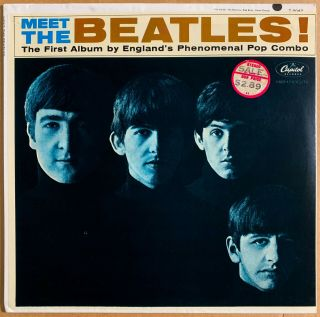 The Beatles Meet The Beatles Us Orig