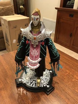 Zant Exclusive Legend Of Zelda Twilight Princess Master Arts First Four Figures