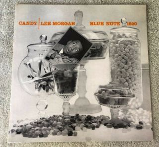 Candy By Lee Morgan/mono/blue Note - 1590/first Pressing/near,  /archival Cond.