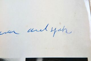 Beatles - UK White Album SIGNED BY JOHN LENNON 1968 1st Press 100 Geniune 5