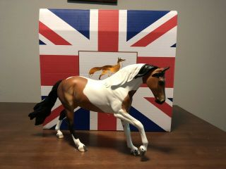"""Copperfox Model Horse """"marble"""" - 1 Of 250 Nan Qualified"""