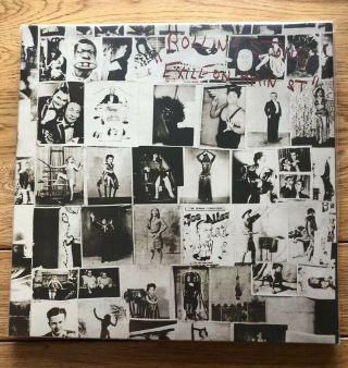 Rolling Stones - Exile On Main Street - 2018 Half Speed Master From Box Set.