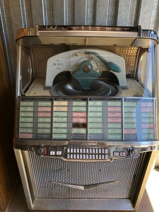 1956 Wurlitzer Centennial 1900 Jukebox