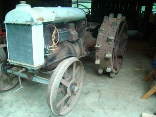 1925 Fordson F Tractor