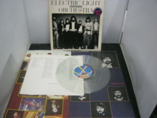 Vinyl Record Album Electric Light Orchestra On The Third Day Clear Vinyl (184) 29