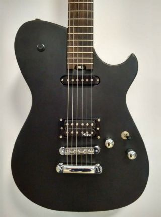 Cort Mbc - 1 Matt Bellamy Tele Black W/ Gig Bag