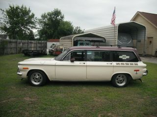 Corvair Station Wagon Greenbrier