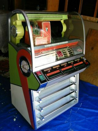 Seeburg Vl - 200 Jukebox Vl200 Juke