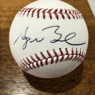 George W Bush Signed Autograph President Baseball Jsa Loa Authenticated