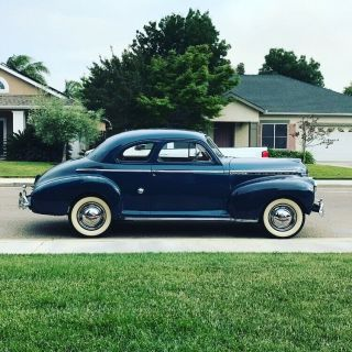 1941 Chevy Master Deluxe Business Coupe 11