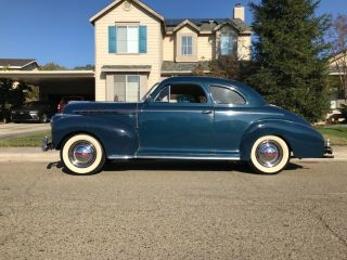1941 Chevy Master Deluxe Business Coupe