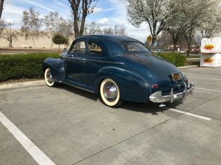 1941 Chevy Master Deluxe Business Coupe 3