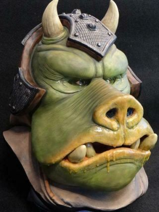 Sideshow Gamorrean Guard Life - Size Bust Star Wars Rotj Film