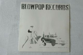 Banksy Blowpop Capoeira Twins Four 4 X 3 / Truth Will Out Promo 12  Lp Vinyl