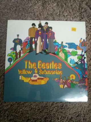 Yellow Submarine By The Beatles -
