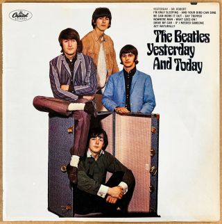 The Beatles Yesterday And Today Us Orig