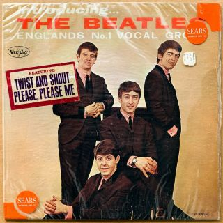 The Beatles Introducing The Beatles Us Orig