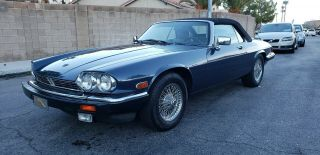 1989 Jaguar Xjs Convertible V12