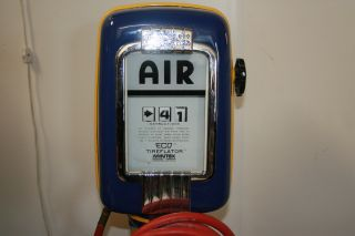 Eco Functional Air Meter Tireflator With Stand Restored Sunoco
