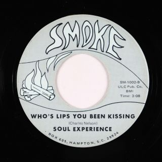 Sweet Soul 45 - Soul Experience - Who