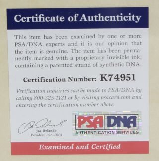 The Beatles Historic Sessions Recorded Autographed PSA/DNA Certified K74951 2