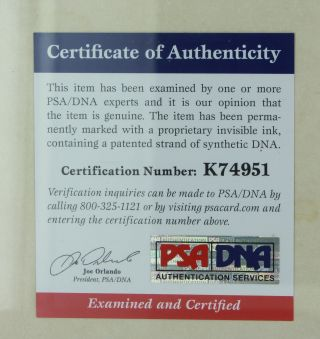 The Beatles Historic Sessions Recorded Autographed PSA/DNA Certified K74951 3