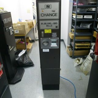 Rowe Changer Bc - 1200 / $1 - $5 - $10 - $20 Bill Ready