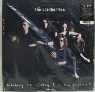 """& The Cranberries """" Everybody Else Is Doing It """" Lp 180gm Vinyl Record"""
