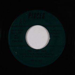 Crossover Soul/funk 45 - Ba - Roz - The Last Time - Pisces - Mp3
