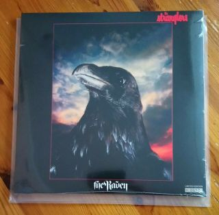 The Stranglers The Raven 2016 Limited Edition Reissue No 0510 Still Cglp4
