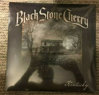 Black Stone Cherry Kentucky (green Vinyl,  Slipmat) Limited Edition Rare