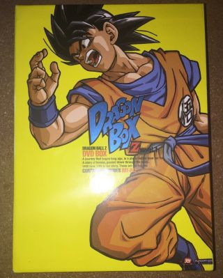 Like Dragonball Z: Dragon Box,  Vol.  1 (dvd,  2009,  12 - Disc Set)