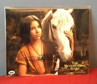 The Bam Box Noah Hathaway Signed Art Print Limited Edition 1 Of Only 99