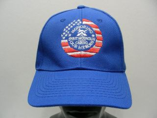 Spirit Mountain Casino - Honoring Our Heroes - Adjustable Ball Cap Hat