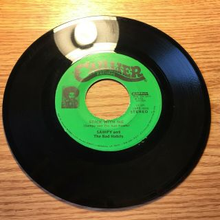 Soul Funk 45 Sampy And The Bad Habits Stick With Me Caillier 101