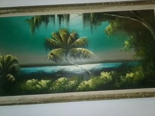 James Gibson Florida Highwaymen 40 ""