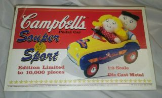 1/3 Scale Campbell