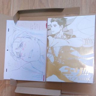 Yuri On Ice Select Book All Color A4 348 Pages 3 Art Paper Bonus
