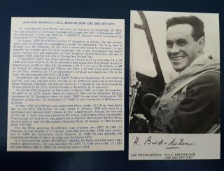 Wwii Raf Battle Of Britain Fighter Ace Avm