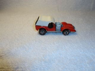 1973 Hot Wheels Odd Job Red (mutt Mobile)