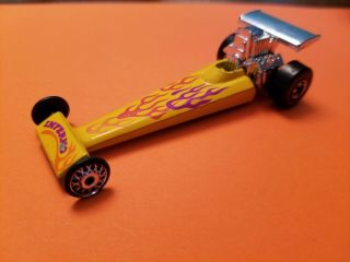 Vintage Hot Wheels Redlines Inferno Dragster 1975