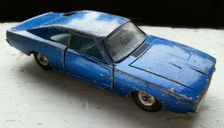 Matchbox King Size Dodge Charger