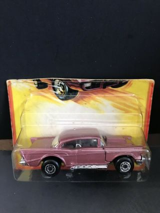 57 Chevy Matchbox
