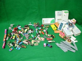 Micro Machines Galoob Funrise - 80 Plus Machines And Accessories