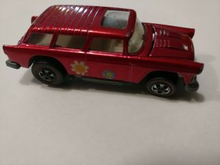 Hot Wheels Redline Classic Nomad Red