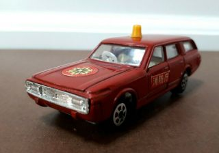 "Yonezawa Toys Diapet Cherica - No.  C - 13 - Toyota Crown Custom "" Made In Japan """
