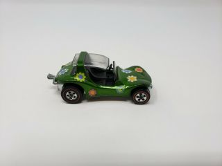 Hot Wheels Redline Sand Crab Green